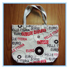 Recycle canvas tote bag/canvas shopping bags/canvas wholesale tote bags
