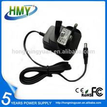 3.7V 5V 5.5V 7.5V 9V 12V AC DC Adapter 350mA EU / AU / UK / US Plug