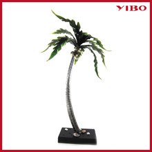 "19.68"" 2014 Christmas Decorative Home Metal Coconut Palm"