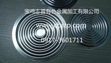 0.08mm pure tantalum foil diaphragm sheet for pressure gauges