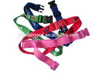 2014 Fashion adjustable travel luggage bag belt/Luggage strap