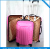 spinner luggage/ABS PC luggage /Carry-on suitcase