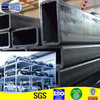 Chrome Low carbon rectangular steel tubing apply to Large architectures