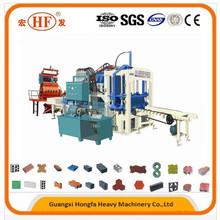 Hotsale QT4-20C Automaitc Brick Making Machine Price