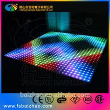 led dancing floor new stage lighting LED Star Dance Floor for wedding