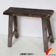 chinese vintage kids wood kitchen stools