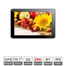 10.1 inch Intel 2G 32G WiFi Tablet pc windows 7 HDMI gps 3g