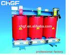 SG10 33KV 3 phaseStep down step up distribution dry type transformer