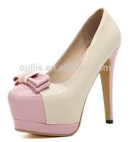 elegant women nice shoes evening dress PQ2848