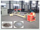 CE & ISO HIGH-TECH PP/PS/PE foam barbecue tray sheet recycling machine