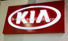 Kia car badges auto emblems/car logo/auto badge