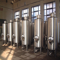 stainless steel beer fermenting tank manufacturer