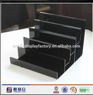 Yageli Fashion ladder-type wallet display /acrylic multifunctional display/ shopping window display