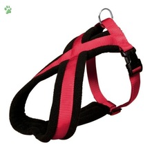 FLEECE LINED DOG HARNESS, MATCHING LEADS AVAILABLE