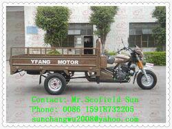 2.2m max cargo box 200cc cargo motorcycle