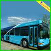 Digital printing bus vinyl stickers/ bus wrap for sale