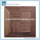 450x450 mm Square Multi-layer Engineered Wood Parquet Flooring Tile