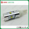 t10 led car light,cree-chip 25W super bright t10 led car light