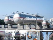 big capacity lpg gas pressure tank