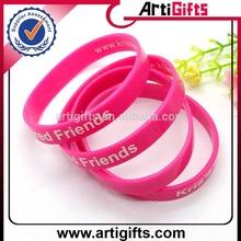 Artigfits wholesale cheap basketball silicone wristband