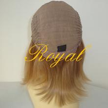 2014 Hot!!! Russian Hair Jewish Cap Wig Kosher Wig Manufacturer