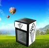20Litres New design & Hot Sale Mini counter top ice cream display freezer