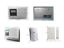 315/433MHz DIY package simcom module gsm home alarm system china