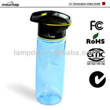 Wholesale 2014 New Fashionable and Fresh Travel Plastic Water Bottle