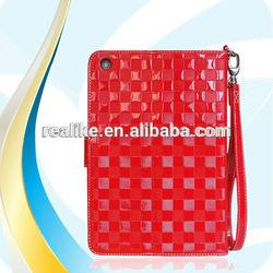 Luxury Pattern Magnetic football case for ipad mini
