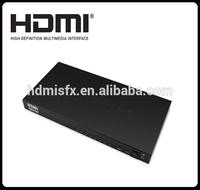 3D hdmi splitter 1x8,multiply ports hdmi splitter