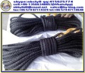 12 fio preto uhmwpe dyneema fibrassintéticas rebo