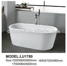acrylic bathtub/very small bathtubs