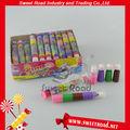 colorido e interessante de dedo engraçado em forma de doces do brinquedo
