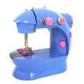 Mini eletrodomésticos elétricos de alta velocidade da máquina de costura fhsm- 202