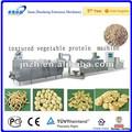 Artificial extrusora de alimentos de soja proteína de fabricación de la máquina