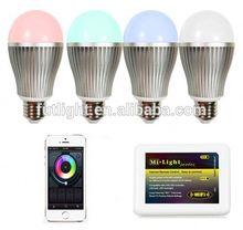 Mi.light Auto A60 E27 Led Bulb By Phone App