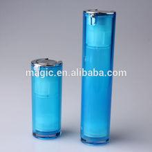 Pump Spraye Sealing Type and Plastic Material plastc airless pump bottle