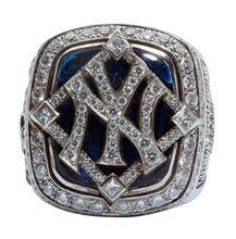 2014 China Manufacturer Fashion Customise Jewelry world champion ring