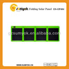 Chinese foldable solar panel 40W 18V with hign efficiency OS-OP404