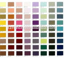 2/28nm 15% di lana 85% ingombranti acrilico lana per maglieria/poliestere cotone viscosa colore mescolato yarnolored filati di cotone