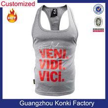 Wholesale Men's Tank Tops Custom Logos