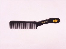Professional barber combs afro hair combs