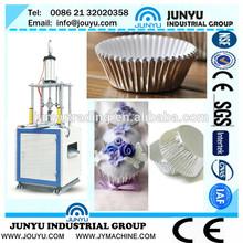 2014 Shanghai Junyu semi automatic paper cake plate forming machine