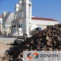 Alta capacidad de fresadora de lubricación con bajo costo