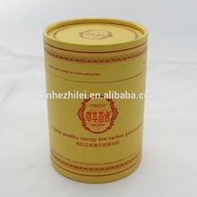 Paper cosmetic jar box packaging wholesale for facial mask