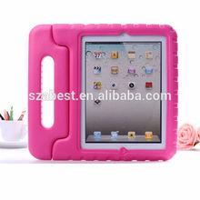 Kids Friendly EVA Foam Case For iPad Mini 2,EVA Material Grip Case With Stand