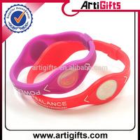 Artigifts promotion cheap xtreme energy silicone bracelet