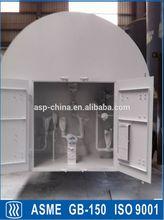 70m3 cryogenic liquid storage vacuum tank lpg storage tank