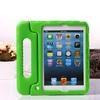 Diamond Pattern Kids Friendly EVA Foam Handle Case For iPad Mini