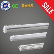 2014 wholesale 18W high brightness g13 base t8 120lm/w 15W 1.2m indoor lighting fitting high power solar led tube light